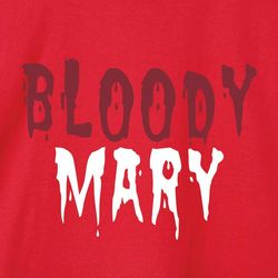 Bloody Mary Ladies Tee