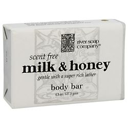 Milk & Honey Scent Bar Soap