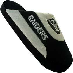 Oakland Raiders Low Pro Stripe Slipper