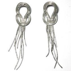 Chandelier Hoop Earrings