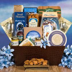 Blue Sky Limits Snack Basket