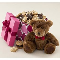 Cookies and Cuddles Gift Set