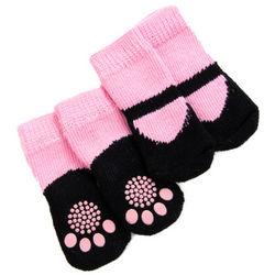 Dog's Mary Jane Socks