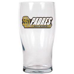San Diego Padres Pub Glass