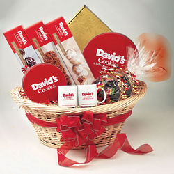 Goliath Cookies and Sweets Gift Basket