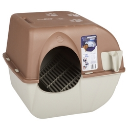 Large Roll N Clean Litter Box