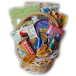 Gluten Free Healthy Gift Basket