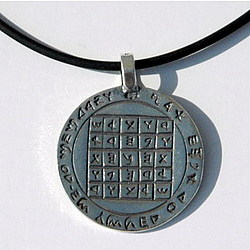 Good Living & Livelihood Kabbalah Amulet
