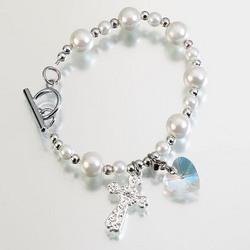 Rosary Gift Bracelet