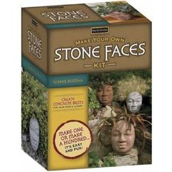 Make Your Own Stone Faces Kit