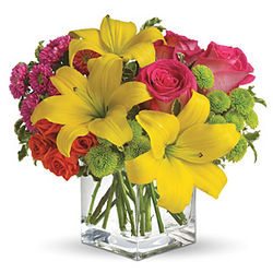 Teleflora Sunsplash Bouquet