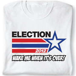 Election 2012 T-Shirt