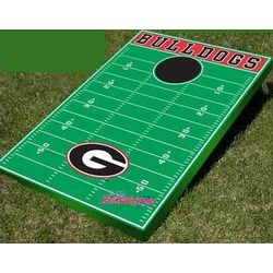 Georgia Bulldogs Tailgate Toss Game