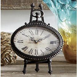 Pocket Watch Table Clock