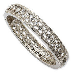 Jacqueline Kennedy Engagement Bracelet