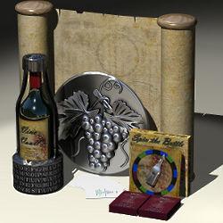 Vino Vault Wine Cryptex Brain Teaser Puzzle