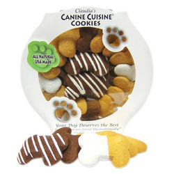 Canine Cuisine Party Bones Dog Cookies
