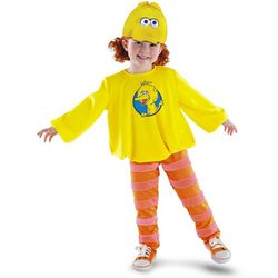 Big Bird Classic Toddler's Costume