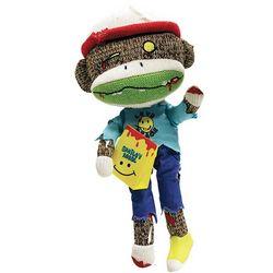 Eaton Dedd Zombie Sock Monkey