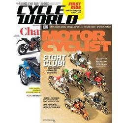 Cycle World and Motorcyclist Monthly Combo 24 Magazines