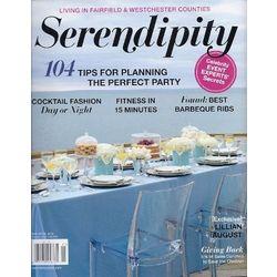 Serendipity Magazine Subscription 10 Issues Seasonally