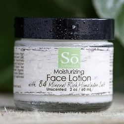 So Balanced Unscented Moisturizing Face Lotion