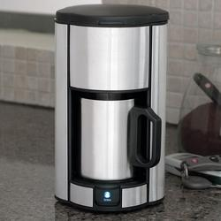 Stainless Steel Single Cup Coffee Maker