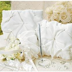 Elegant Chiffon Wedding Accessory Collection