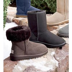 Women's Classic Short UGG Boots
