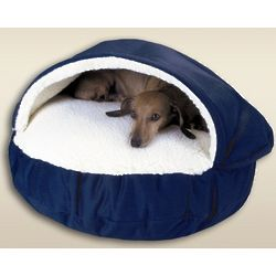 Small Cozy Cave Pet Bed