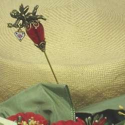 Sweet Cherub Hatpin