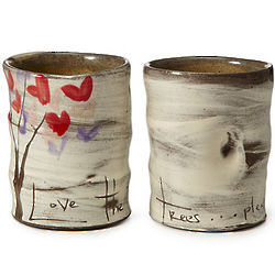 Love the Trees Cups