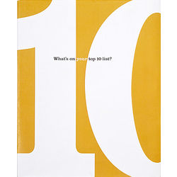 10: What's On Your List . . .? Book