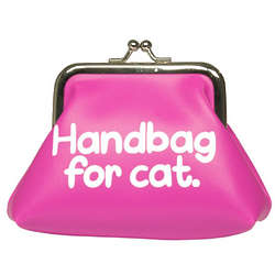 Handbag for Cat Coin Purse