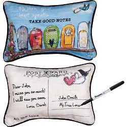 Take Good Notes Pillow