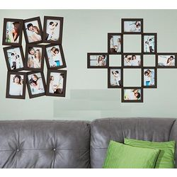 Adjustable Collage Frame