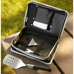 Snap-in-Grill Multi-Tool Grill Set