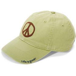 Men's Peace Sign Chill Cap
