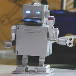 Mr. Roboto USB Hub & Card Reader