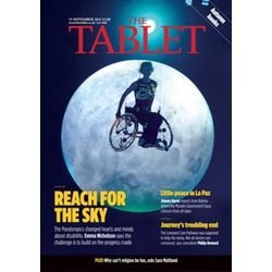 The Tablet Magazine Subscription 26 Issues Weekly