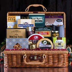 Perfect Picnic Gourmet Gift Basket