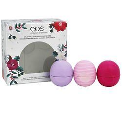 Holiday Lip Balm Spheres Gift Set