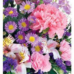 Pastel Flowers Bouquet