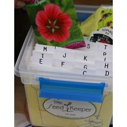 The Seed Keeper Organizer