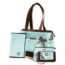 Chocolate Ice Classic Diaper Tote Bag