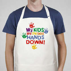 Best Hands Down Personalized Apron