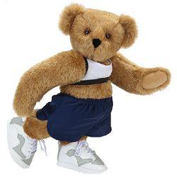 Lady Runner Teddy Bear