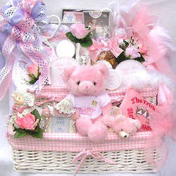 Pampered Baby Luxury Gift Basket