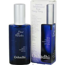 Fleur de Paradis Pure Organic Essential Oil Perfume