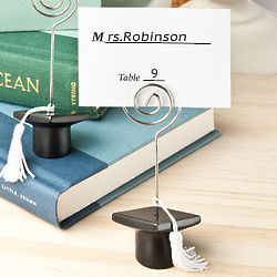 Graduation Cap Place Card Holders